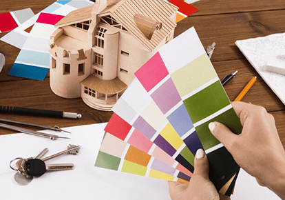 DIPLOMA IN INTERIOR DESIGNING