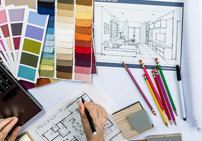 BACHELOR OF INTERIOR DESIGNING