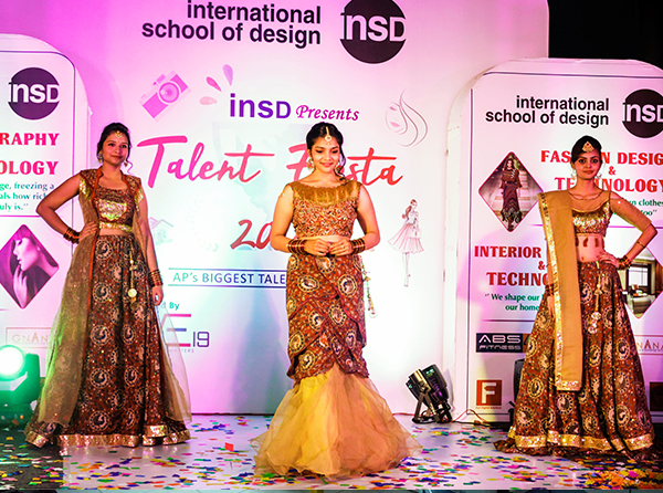 Insd Design Connect Interior Designing Fashion Designing Best Fashion Designing Institutes In Vizag